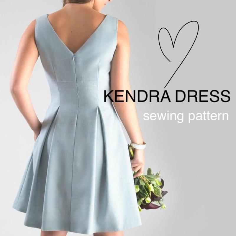 Kendra Back Square