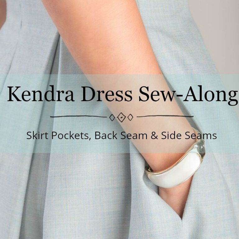 Kendra Dress Pockets